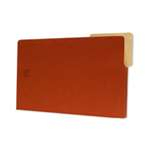 "Redweld Expanding File folder, 3 1/2"" Accordion Expansion, Paper Gusset, Legal Size - Top Side Tab - Carton of 50"