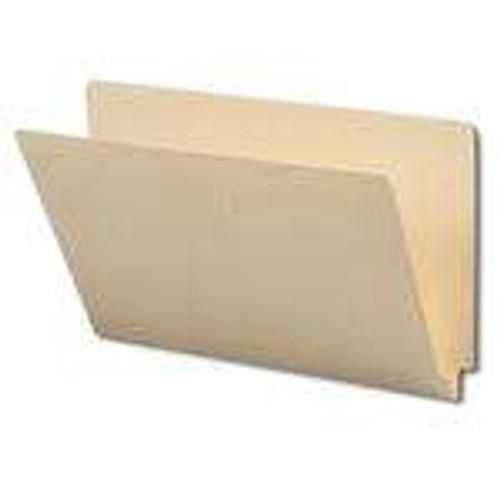 Smead End Tab File Folder, Straight-Cut Tab, Legal Size, Manila, 100 per Box (27100) - 5 Boxes