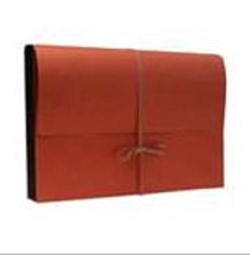 """Redweld Expanding Envelope, 1B Elastic Closure, 1 3/4"""" Expansion, Paper Gusset, Legal Size, 50/Carton"""
