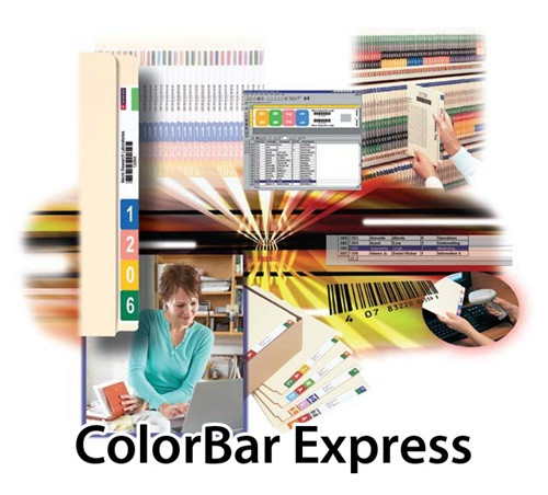 Smead ColorBar Express Software - Online version - Label Making Software 02365  - Processing Fee Charge Only