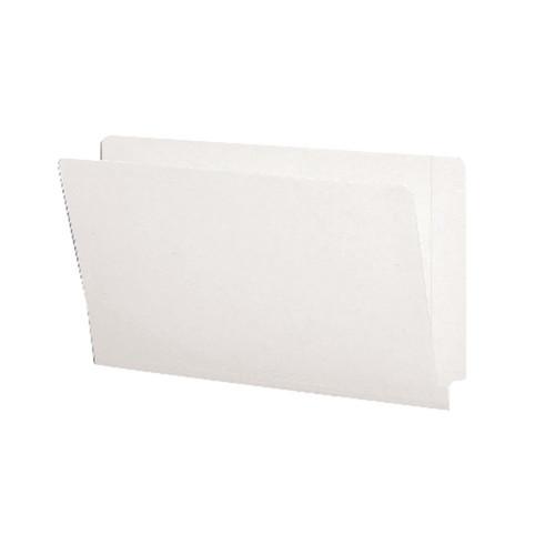Smead End Tab File Folder, Straight-Cut Tab, Legal Size, Ivory, 100 per Box (24556)