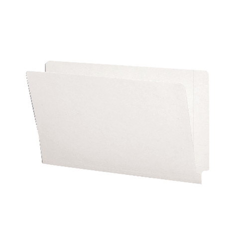 Smead End Tab File Folder, Straight-Cut Tab, Legal Size, Ivory, 100 per Box (24556)