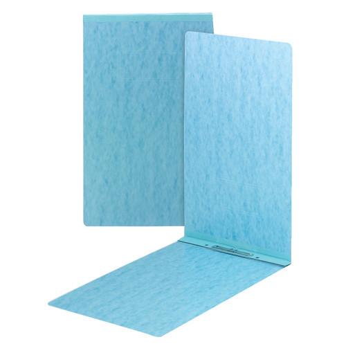 "Smead Report Cover, 2"" Capacity, Legal Size, Blue 25 per Box (81042)"