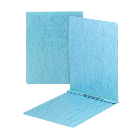 "Smead Report Cover, 2"" Capacity, Letter Size, Blue 25 per Box (81054)"