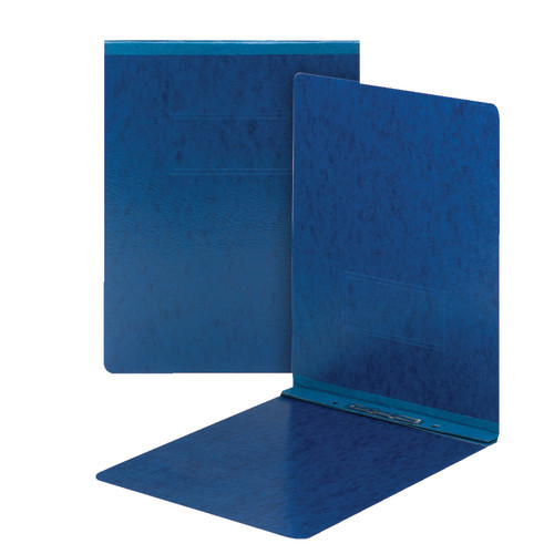 "Smead Report Cover, 2"" Capacity, Letter Size, Dark Blue 25 per Box (81354)"