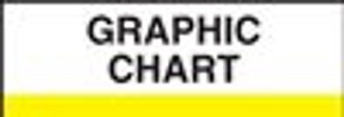 400 Series Create Your Own Patient Chart Divider Tab-Graphic Chart