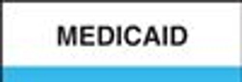 400 Series Create Your Own Patient Chart Divider Tab-Medicaid