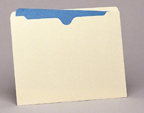 Pocket - 11 Pt. Manila - Top Tab- No Expansion - Letter Size - 50/Box