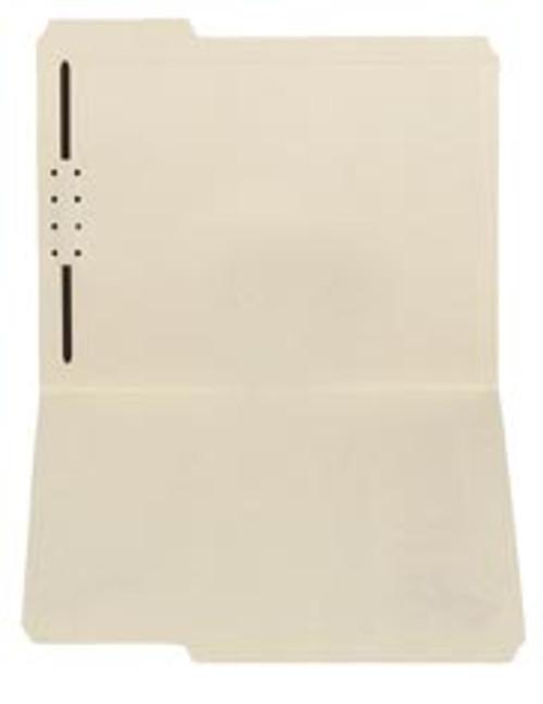 Folder: 11 Pt.- Top Tab-1/3 Cut-1 Fastener-Pos 1