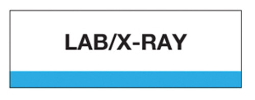"""Lab/X-Ray"" Chart Divider Tabs"