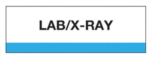 """Lab/X-Ray"" Chart Divider Tabs"
