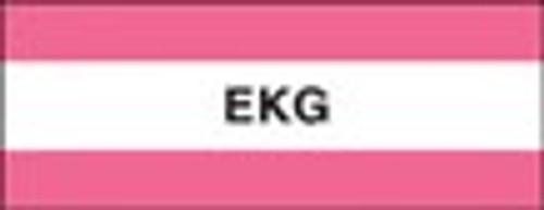 """""""EKG"""" Large Chart Divider Tabs"""