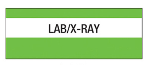 """Lab/X-Ray"" Large Chart Divider Tabs"