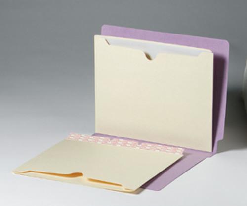 Divider: Self-Adhesive-Side Hinge-Full Pocket
