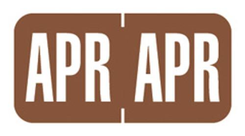 APRIL-Brown