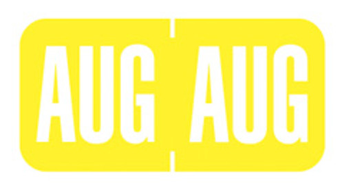 AUGUST-Yellow