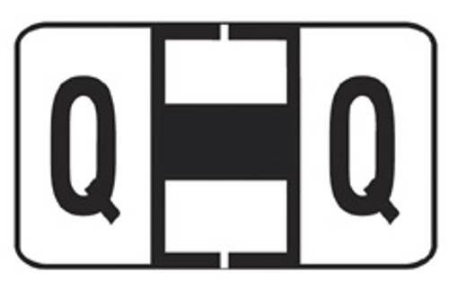 RB-WHT/BLK Q