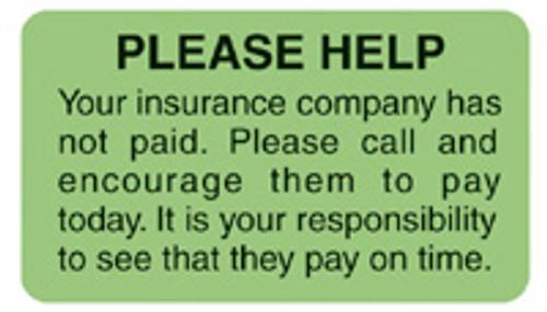 """PLEASE HELP"" - FL. GREEN"