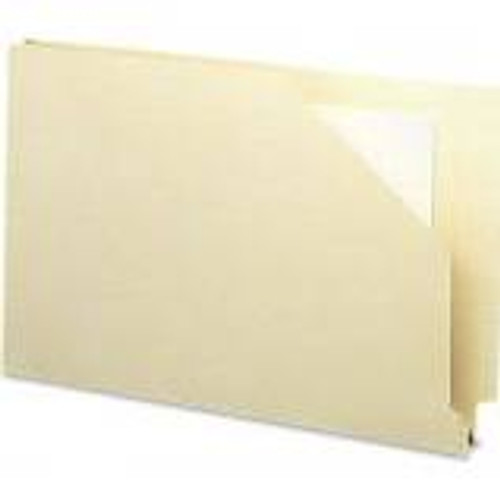 "Amerifile End Tab File folder Folders - 14 Pt - 2 Ply - 1 1/2"" Accordion Expansion - folder - Letter - Box of 50"