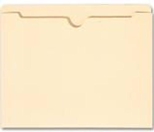 "Amerifile Top Tab File folder Folders - 11 Pt - 2 Ply - 1 1/2"" Accordion Expansion - folder - Letter - Box of 50"