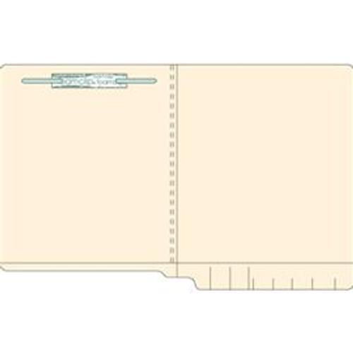 "Amerifile  FOAMCLIP File Folder Fastener - 1-1/2"" Capacity Fastener - Box of 100"