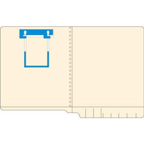 Medi-Clip/Docu-Clip 3 Piece Set designed to use in a File Folder - Box of 100