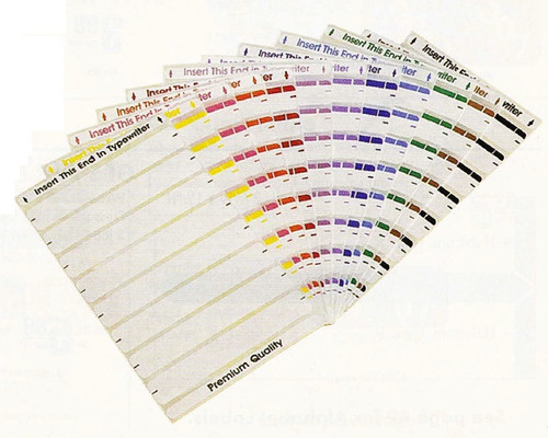 """AmeriFile Self Adhesive Name Labels - Light blue - 3 7/16"""" x 9/16"""" - 248 labels per package."""