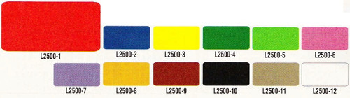 AmeriFile Jeter 9500 Series Compatible Color Labels - Black - 1 1/2 W x 3/4 H - Roll of 500