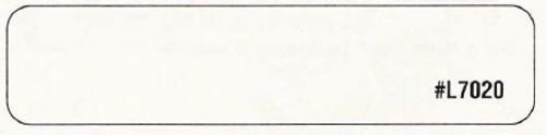 "AmeriFile Mini Name Labels - Jeter 1820 - 2 1/2 W x 5/8"" H - 1000 Labels"