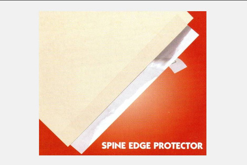 """Folder Spine Protector - 11"""" x 2"""" - Box of 500"""