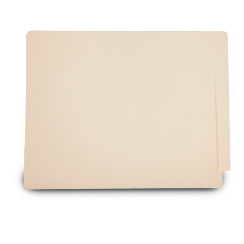 Medical Arts Press Match 11pt Full Cut End Tab File Folders without Fasteners- Letter Size (100/Box)