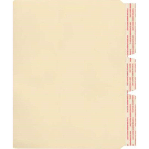 Medical Arts Press Match Standard Side Flap File Folder Dividers (100/Box)