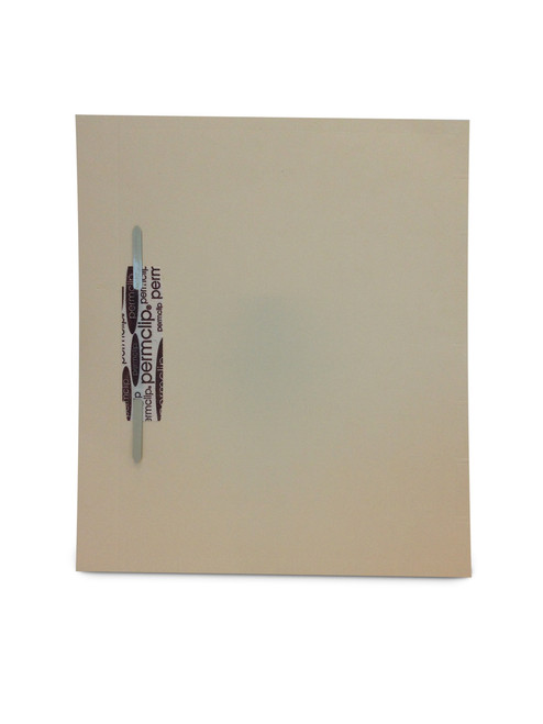 Medical Arts Press Match File Folder Dividers with 1 Permclip Fastener in Side Position (100/Box)