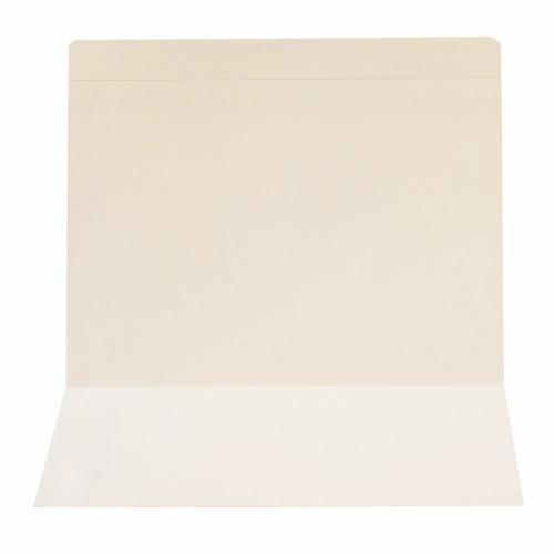 Medical Arts Press Match Top Tab Manila File Folders- Letter Size, Full Cut (100/Box)