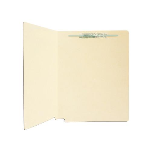 Medical Arts Press Match 14pt Full Cut End Tab File Folders with 1 Permclip Fastener (250/Carton)