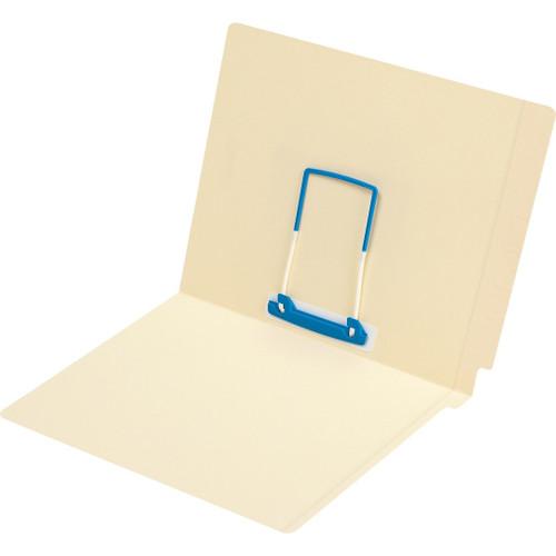 Medical Arts Press Match Manila End Tab Folders with Jalema Clip Fastener- 11pt (50/Box)