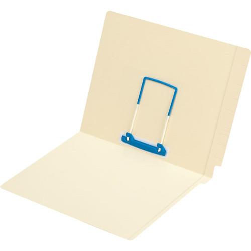 Medical Arts Press Match Manila End Tab Folders with Jalema Clip Fastener- 14pt (50/Box)