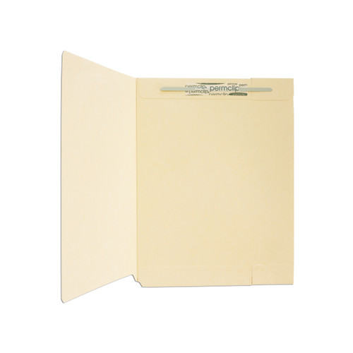Medical Arts Press Match End Tab Folders with Double Back Pockets and Permclip Fastener in Position 1 (50/Box)