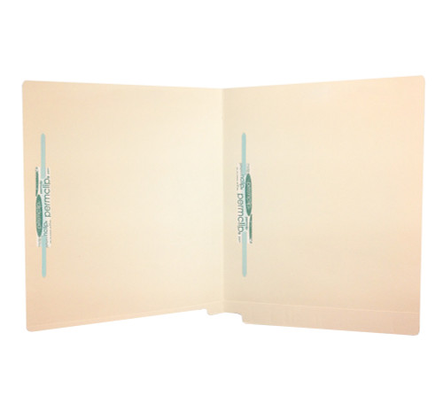 Medical Arts Press Match Full Cut End Tab File Folders with 2 Permclip Fasteners in Position 5 and 7 (50/Box)