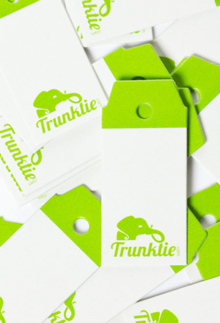 Trunktie Label Tags (Tags Only)