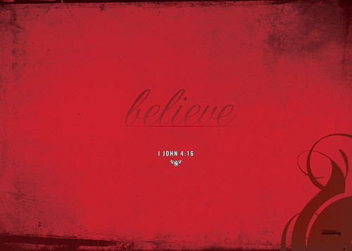 "Tabbies GearSkins - Believe, Red, 15"" Laptop skin"