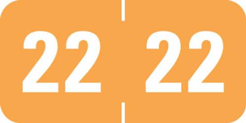 2022 FL ORANGE 3/4  500