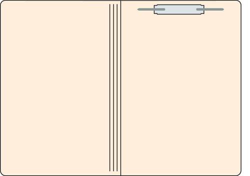 "Tabbies 567601 - FILE FOLDERS, 14PT 1-PLY LEGAL SIZE FOLDER, FASTENER IN POSITION #1, MANILA, 9-1/2""H x 14-3/4""W, 250/CASE"