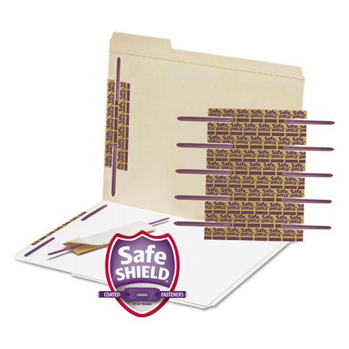 "Smead SafeSHIELD Fasteners - 2"" Capacity - Box of 50"