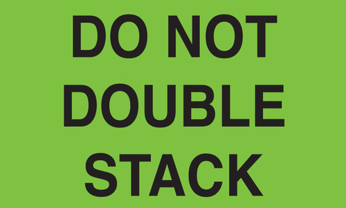 "Tabbies 43512 - DO NOT DOUBLE STACK - FL GREEN - 3"" X 5"" - 500/ROLL"