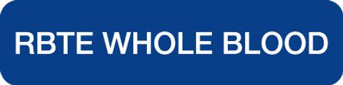 RBTE WHOLE  BLUE/WHT  500/RL