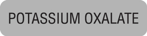 POTASSIUM OX  GRAY/BK  500/RL
