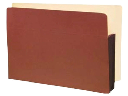 """Side Tab Expansion Pockets - 9 ½ x 15 ½ x 5-1/4""""  Tyvek Expansion - Legal Size - 50/Box"""