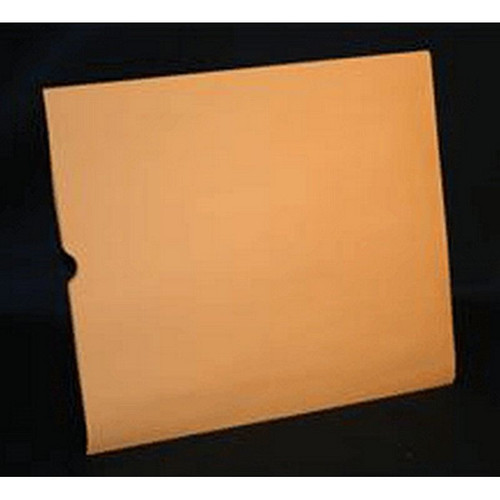 "32lb Brown Kraft Negative Preserver, Open End, Plain - Not Printed, 14-1/4"" x 17-1/2"" (Carton of 250)"