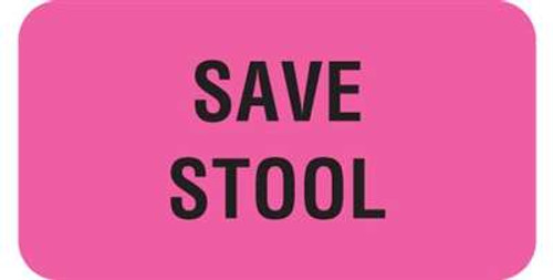 "Save Stool 1-5/8""x7/8"" Fl-Pink"